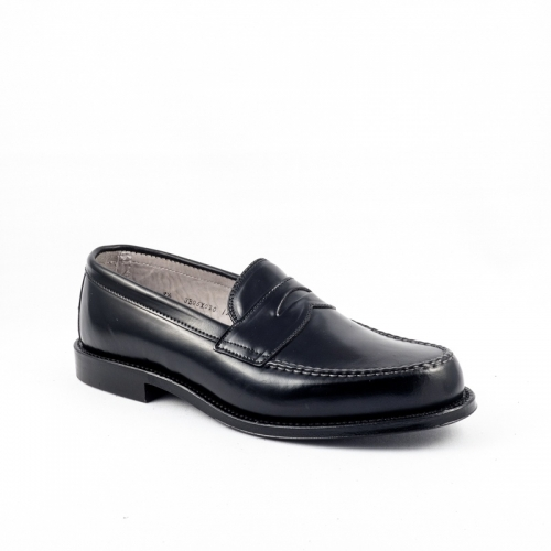 Mocassino Alden 99361Y in Shell Cordovan nero