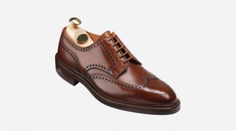Crockett & Jones Pembroke, una brogue in stile country