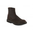 Tricker's Henry brown suede ankle boot