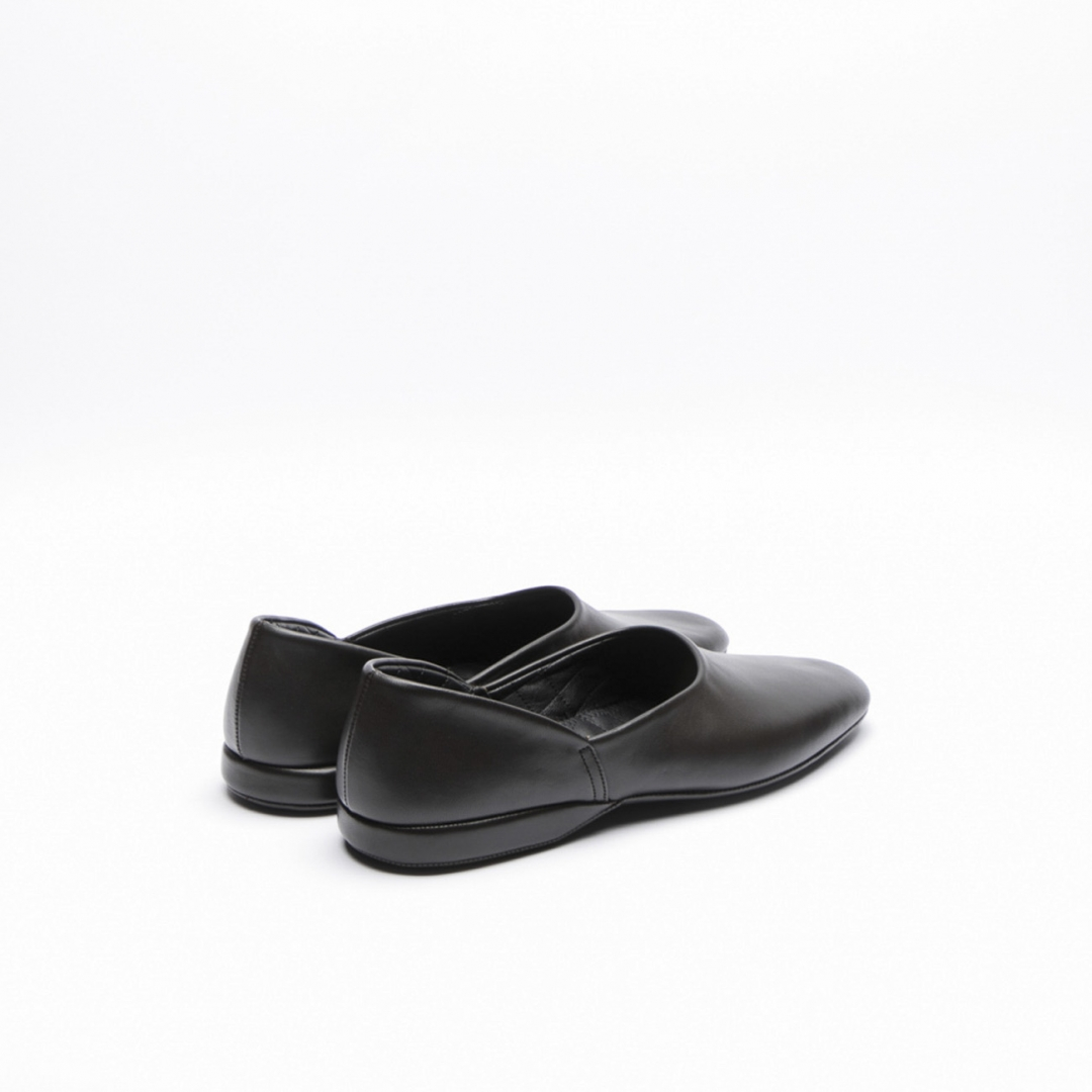 Church S Jason Ebony Calf Slipper