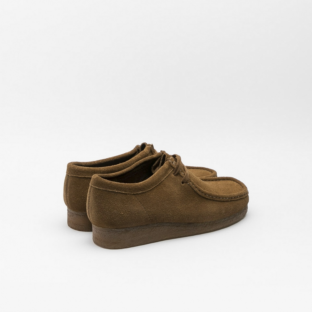 Clarks Wallabee Lace-up Shoe QPt0Hh