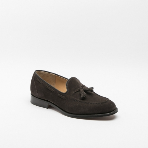 Church's Kingsley2 brown suede loafer