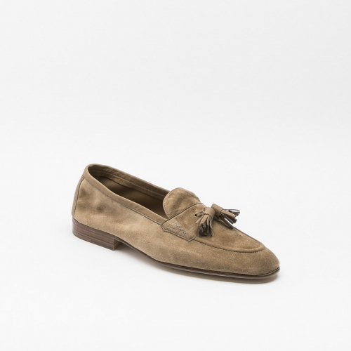 Loafer Edward Green Portland sand suede