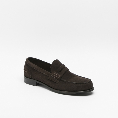 Cheaney Dover tunisie suede loafer