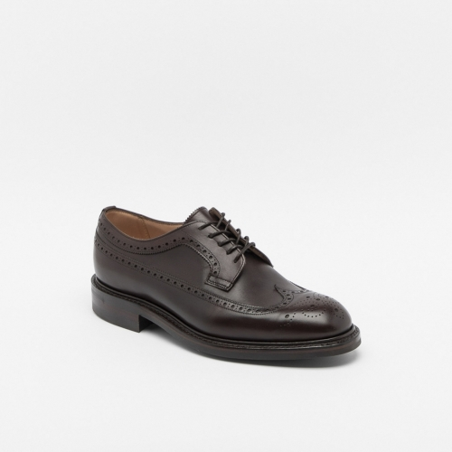 Scarpa stringata Cheaney Joseph & Sons Oliver II R in pelle marrone