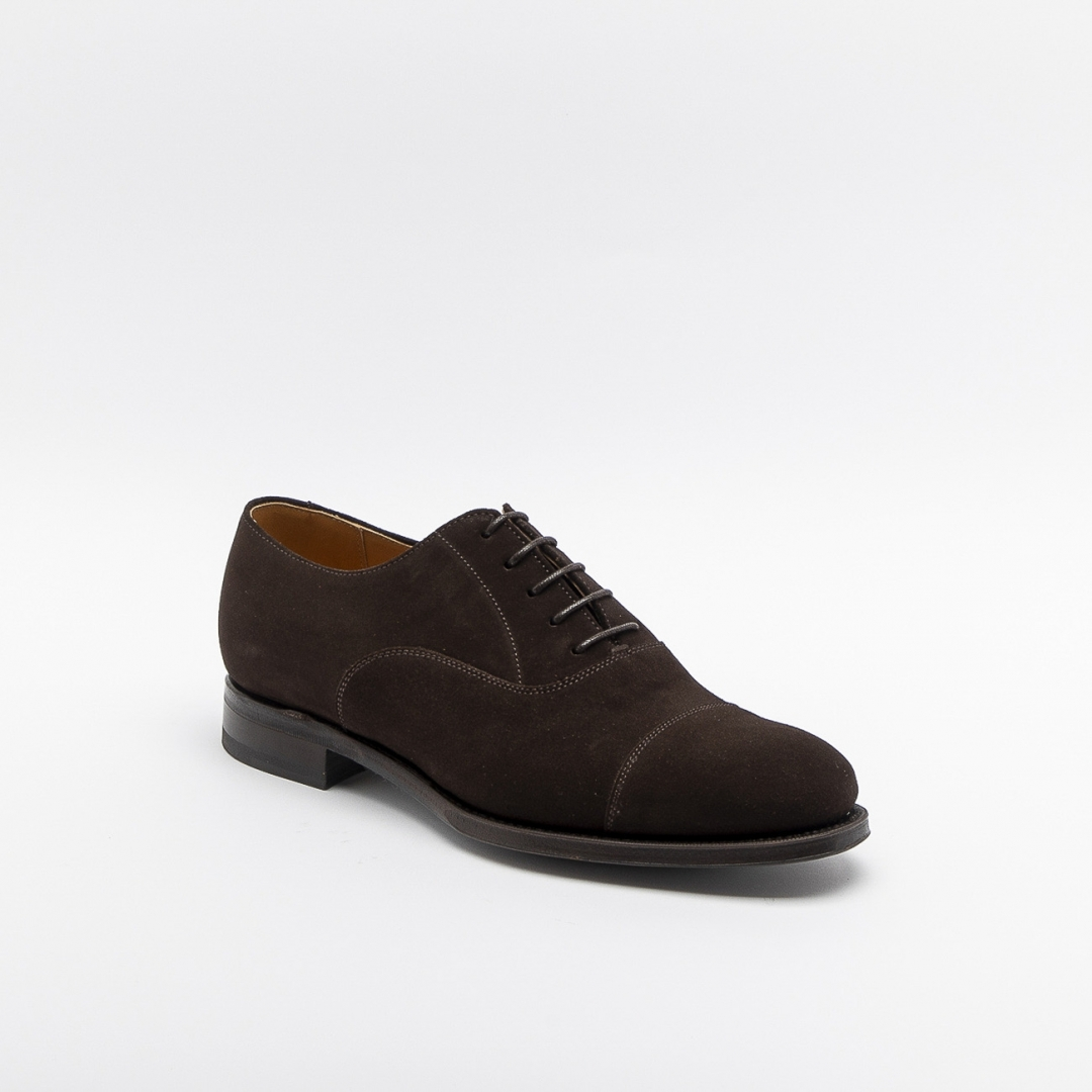 c1a0562c783121 Berwick 6824 brown suede Oxford shoe. Loading zoom