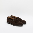 Mocassino Cheaney Joseph & Sons Simon in camoscio marrone