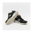 Sneaker New Balance M991 in nabuk nero