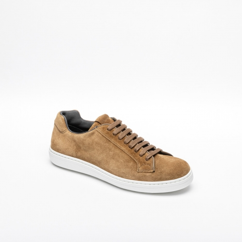 Church's Boland tabac suede sneaker