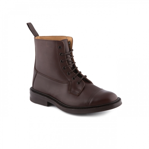 Boot Tricker's in brown leather
