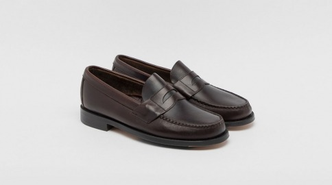 Heritage Penny, the Sebago business loafer