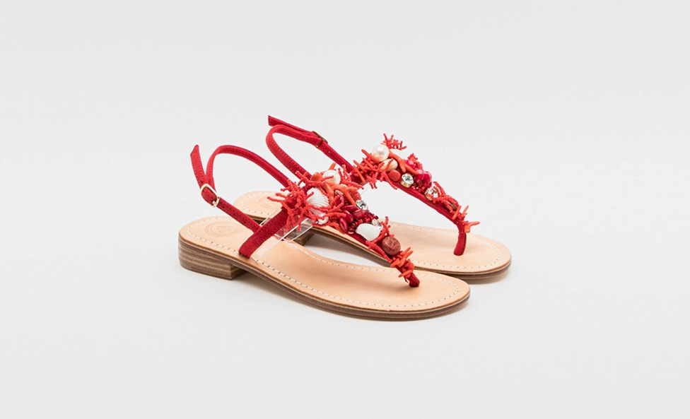 Bali Bali sandals: handmade exclusivity