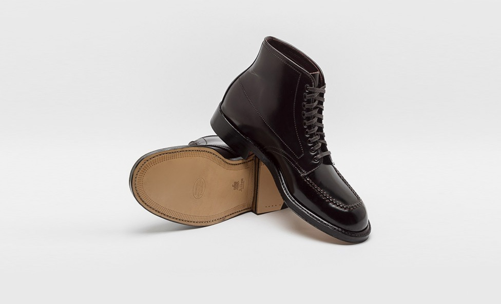 Alden ankle boots: between style and quality
